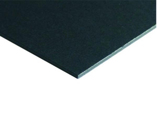 Grafikkarton Daler-Rowney A1 schwarz 59,4x84cm schwarz 2,6mm