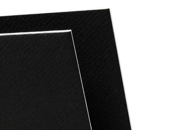 Passepartout-Karton Canson Mi-Teintes 1,5mm80x120cm schwarz
