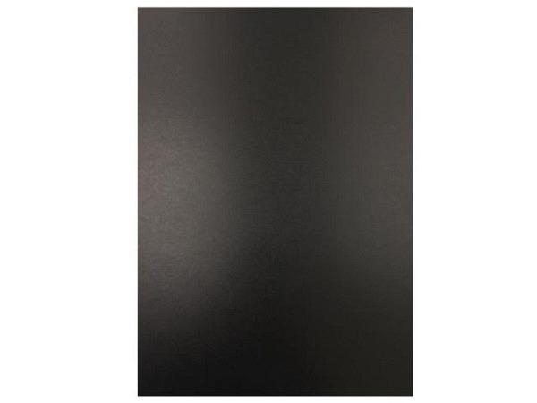 Pressspan wasserabstossend 0,50mm A4 schwarz, lackiert
