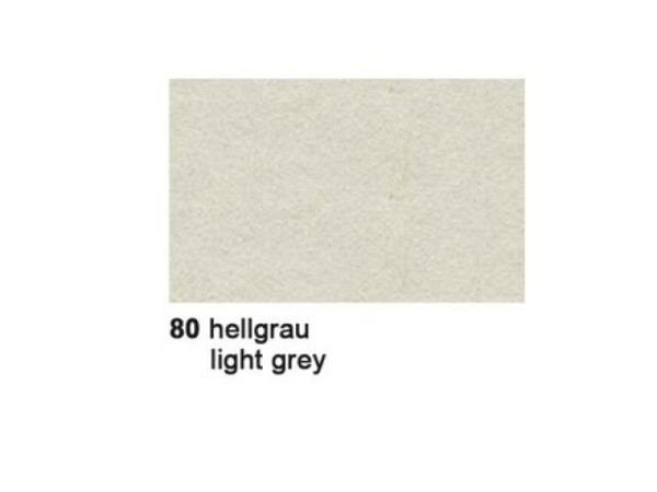 Fotokarton A4 21x29,7cm hellgrau 300g/qm 100% Altpapier