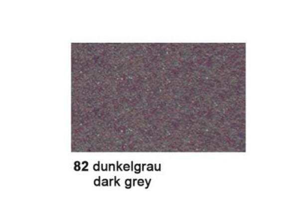 Fotokarton A4 21x29,7cm dunkelgrau 300g/qm 100% Altpapier