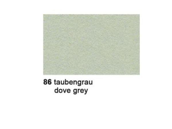 Fotokarton A4 21x29,7cm taubengrau 300g/qm 100% Altpapier