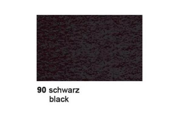 Fotokarton A4 21x29,7cm schwarz 300g/qm 100% Altpapier