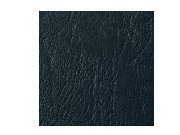Karton GBC ledergenarbt, Einbanddeckel, A4, schwarz