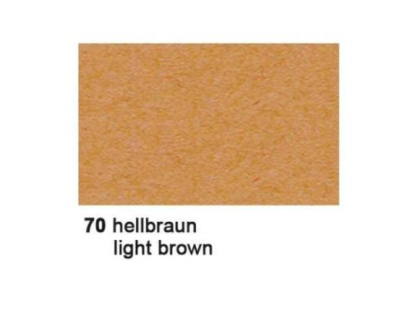 Fotokarton A4 21x29,7cm hellbraun 300g/qm 100% Altpapier