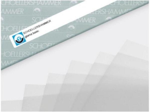 Millimeterpapier Favorit A3 65g blau/transp. 50Bl.