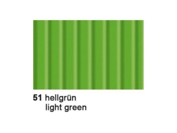 Wellkarton 50x70cm hellgrün