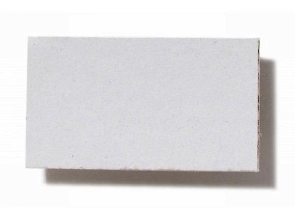 Wellkarton aussen glatt weiss, innen gewellt, 90x120cm 1,5mm