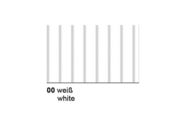 Wellkarton 50x70cm weiss