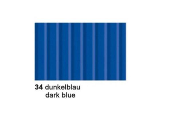 Wellkarton 50x70cm dunkelblau