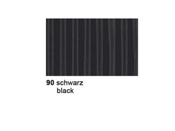 Wellkarton 50x70cm schwarz