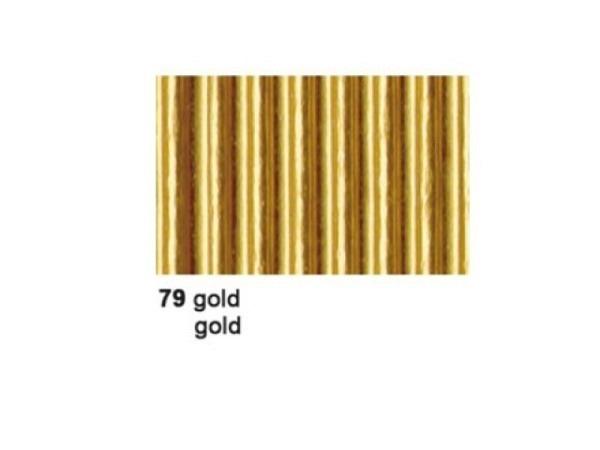 Wellkarton 50x70cm gold
