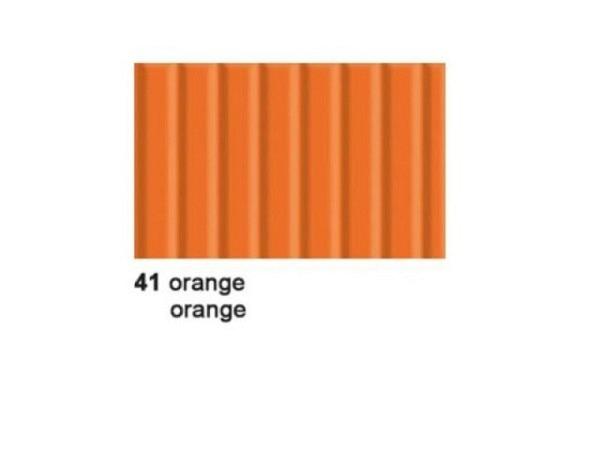 Wellkarton 50x70cm orange