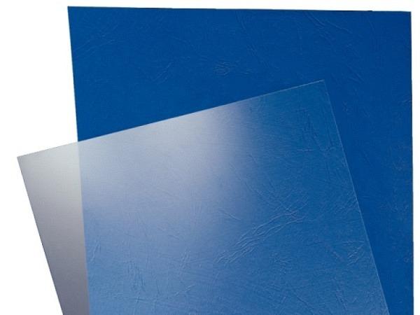 Klarsichtfolie Leitz aus PVC A4 100Stk. transp. farblos