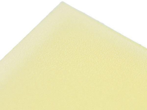 Folie Axprint 65x110cm 0,8mm transparent gelb Kunststoff
