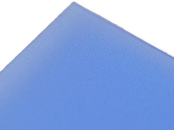 Folie Axprint 65x110cm 0,8mm transparent blau Kunststoff