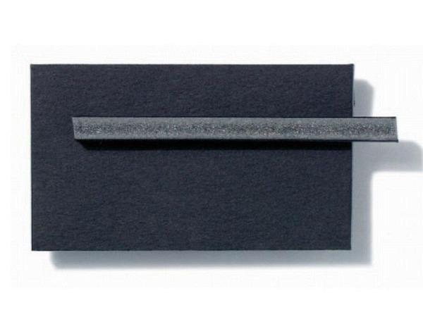Schaumstoffplatte Kapa Color schwarz 5mm 50x70cm