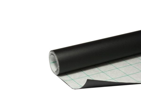 Wandtafelfolie Marpa Jansen schwarz 50x100cm gerollt 0,2mm