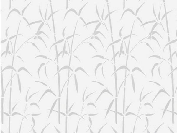 Folie d-c-fix Badezimmerfensterfolie Bamboo mit Bambusmotiv