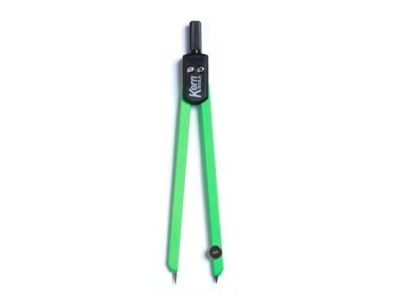 Zirkel Kern Scola Neon grün Special Edition