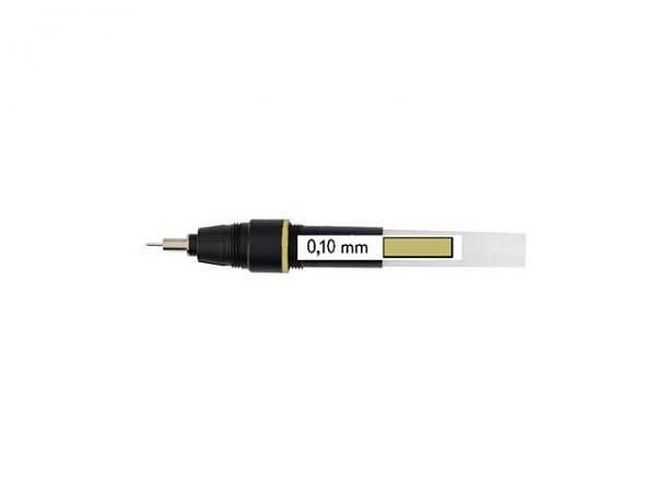 Ersatzkegel Aristo mg1 0,10mm inkl. leerer Patronentank