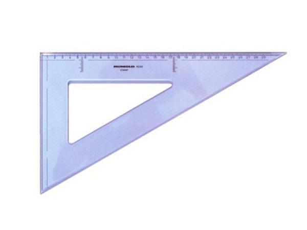 Winkel Rumold Zeichendreieck 32cm 60 Grad