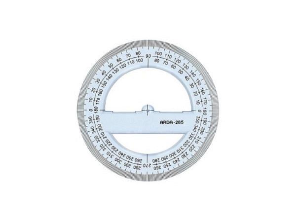 Winkelmesser Arda Uni 360Grad 12cm Durchmesser