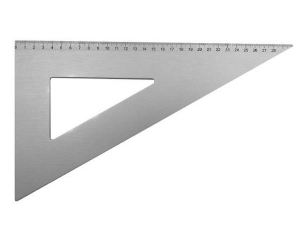 Winkel ati Aluminium 60Grad Hypotenuse 35cm