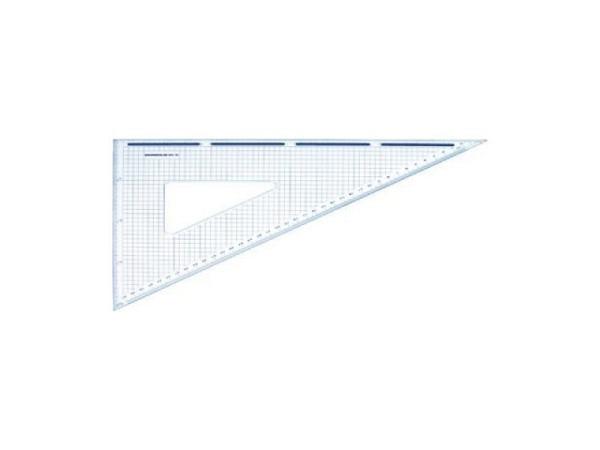 Winkel Rumold mit Schneidkanten 60Gradwinkel 36cm Hypotenuse