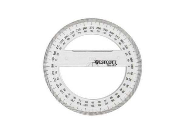 Winkelmesser Westcott Kreis-Winkelmesser
