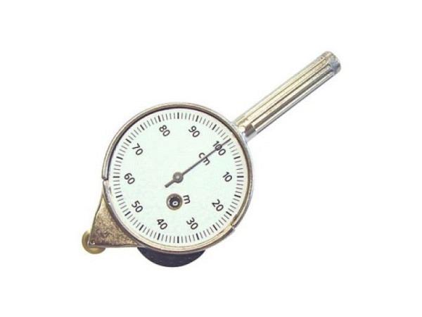 Meter-Zähler, in m und cm bis 5m, 1:25000/50000/75000/100000