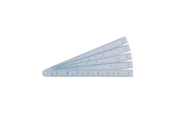 Reduktionsmassstab Standardgraph Architekt 5 Fächer