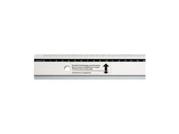 Schneidmassstab Rumold Zeichen-Schneidelineal 30 cm