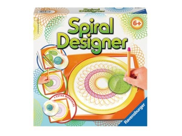 Schablone Ravensburger Spiral Designer, ab 6 Jahren, der Spiral Desi..