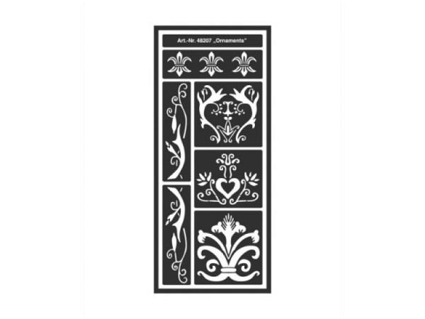 Schablone Rotring Architekt Combi 1:100 R853779