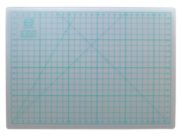 Schneidmatte Dafa transparent 22x30cm 3mm
