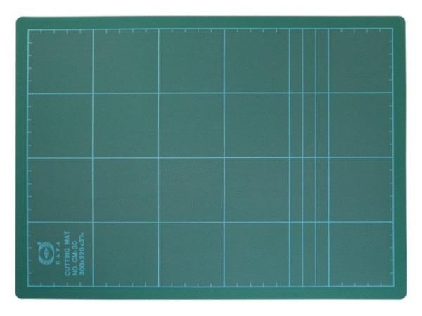 Schneidmatte Dafa grün 22x30cm 3mm