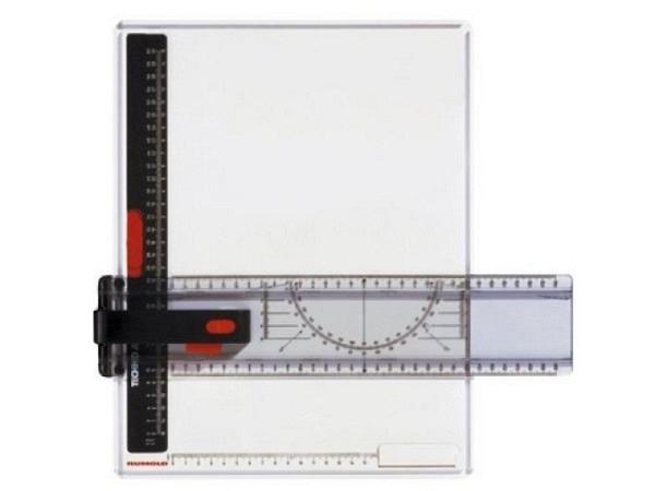 Zeichentisch Leniar A2 42x66cm, aus Kunststoff