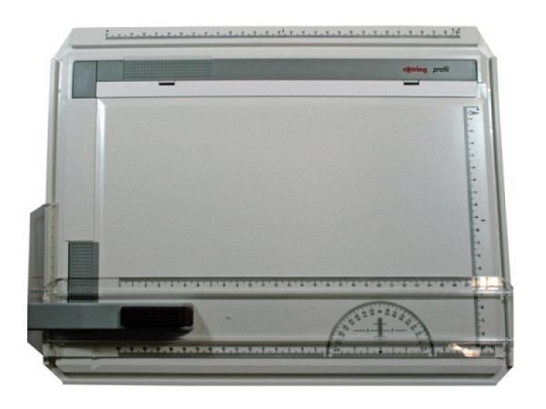 Zeichenplatte Rotring Profil A4 R522412