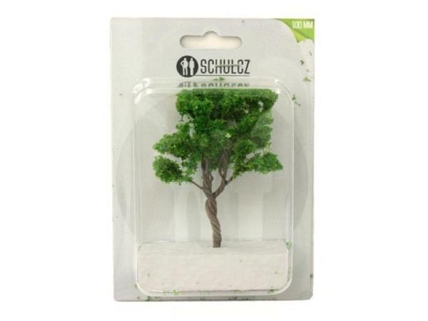 Modellbaum Zypressen 50mm gedrehter Draht mit Sisalborsten