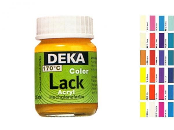 Akryl Deka Lack 25ml