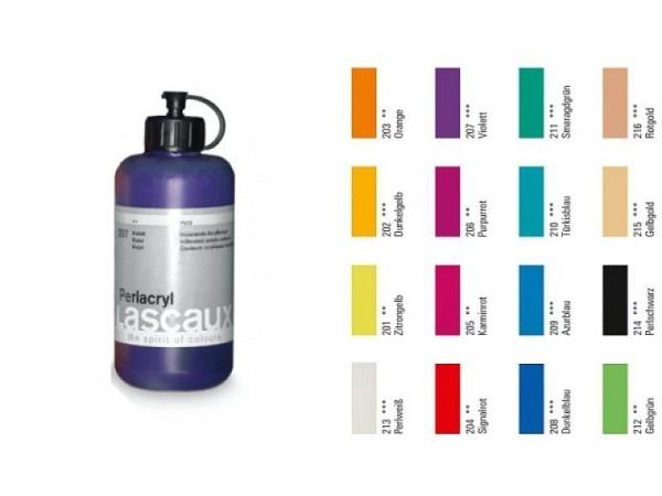 Akryl Lascaux Perlacryl 250ml