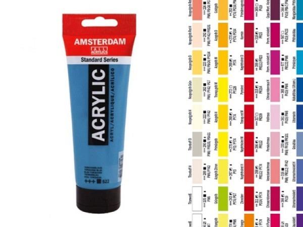 Akryl Talens Amsterdam Standard 250ml