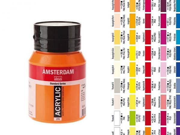 Akryl Talens Amsterdam Standard 500ml