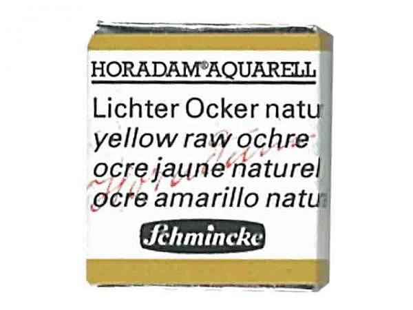 Aquarell Schmincke Horadam 1/2Napf lichter ocker natur 656