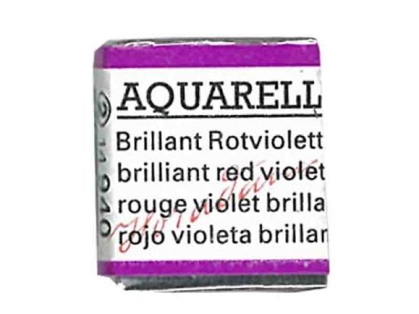 Aquarell Schmincke Horadam 1/2 Napf brillant rotviolett 940