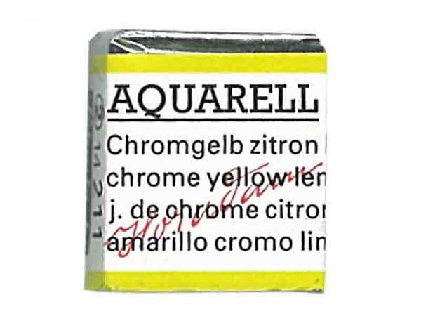 Aquarell Schmincke Horadam 1/2Napf chromgelb zitron 211