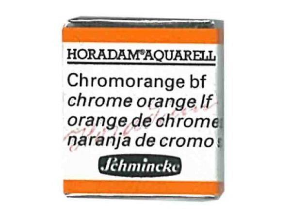 Aquarell Schmincke Horadam 1/2Napf chromorange bleifrei 214