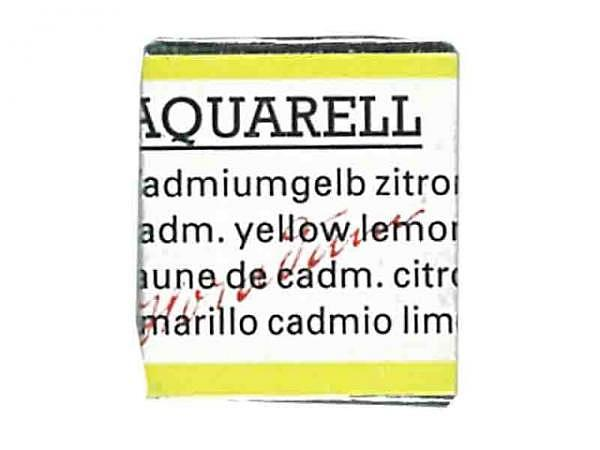 Aquarell Schmincke Horadam 1/2Napf kadmiumgelb zitron 223