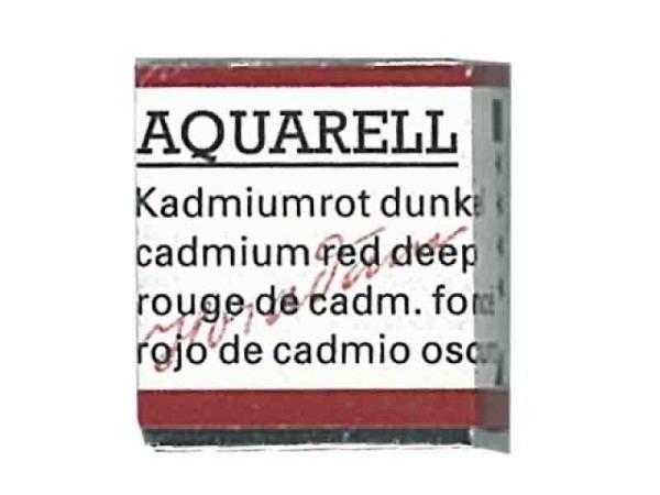 Aquarell Schmincke Horadam 1/2Napf kadmiumrot dunkel 350